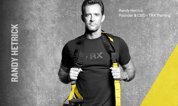 TRX Boot Camp: Ropes + Straps Round 2