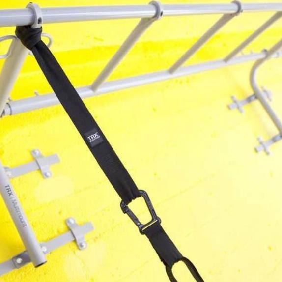 TRX Xtender connected to a mounting bracket